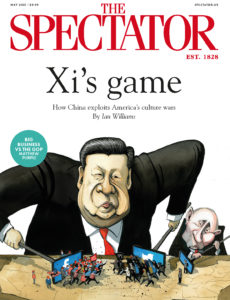 May 2021 Spectator Cover